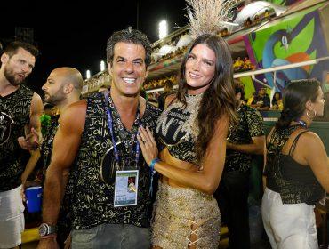 Isis Valverde, Sabrina Sato, Mariana Ximenes e uma turma de glamurettes curtem o Camarote N1 no Rio
