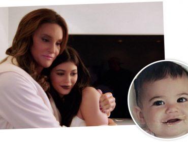 Caitlyn Jenner celebra nascimento da neta com foto antiga nas redes sociais… Vem ver!