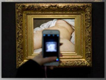 """Professor francês está processando o Facebook por causa de """"nude"""" de 152 anos"""