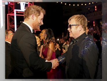 Elton John cancela shows em Las Vegas para ir ao casamento de Harry e Meghan Markle