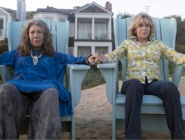 """Olha elas! """"Grace & Frankie"""" poderão viver romance na 5ª temporada da sitcom"""