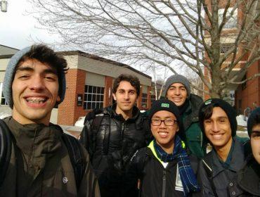 Com apoio de André Esteves, brasileiros participam de Olimpíada de Matemática nos EUA