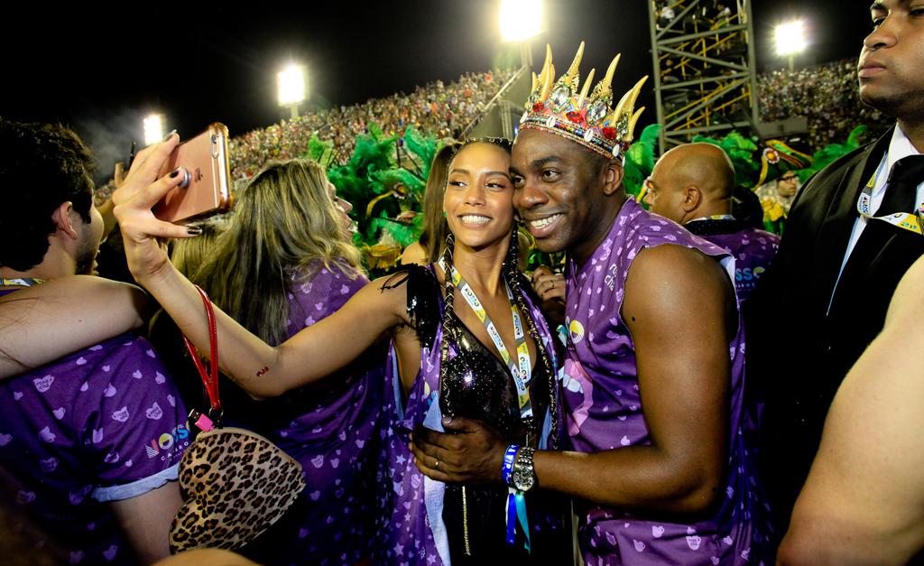 Drinks Martini e Grey Goose embalaram convidados do Nosso Camarote durante todo o Carnaval