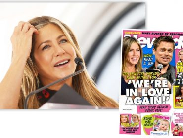 Bomba! Revista afirma que Jennifer Aniston largou Justin Theroux para voltar com Brad Pitt