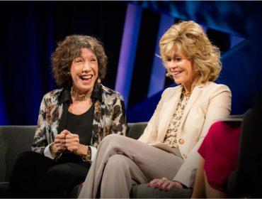 Quer ver Lily Tomlin e Jane Fonda num bate papo empoderador? Então clica aqui!