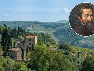 Vila italiana onde Michelangelo morou é colocada à venda por R$ 30 mi. Às fotos!