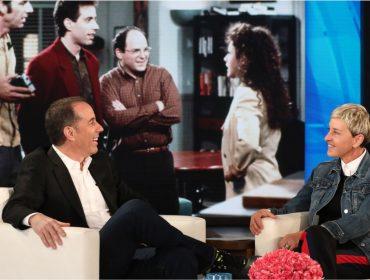 """Jerry Seinfeld sobre o desejado revival de """"Seinfeld"""", a série hit dos anos 90: """"É possível"""""""