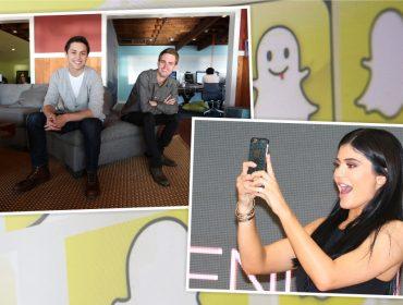 Tweet de Kylie Jenner custou perto de US$ 500 mi aos cofundadores do Snapchat. Entenda!