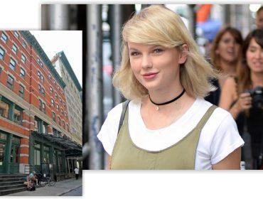 Se essa rua fosse minha… Taylor Swift compra mais uma propriedade em endereço hypado de NY