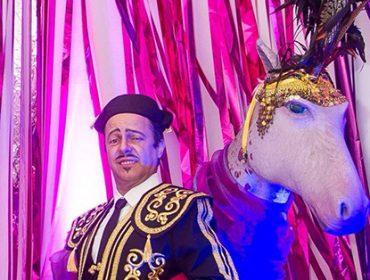Baile da Arara reúne celebs e descolados em Santa Tereza na última noite de Carnaval