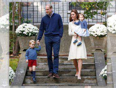 """Príncipe William declara que os filhos """"vão ter que brincar no frio"""" como os suecos. Oi?"""