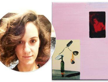 Tudo pronto para a primeira exposição de Ana Bial, filha de Pedro Bial, em Nova York!