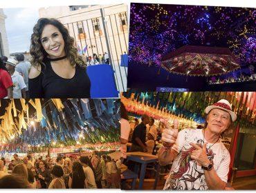 Casa do Carnaval é inaugurada em Salvador com turma para lá de animada