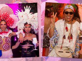 Grey Goose e Bombay Sapphire agitaram a 3ª edição do Baile da Arara no Rio