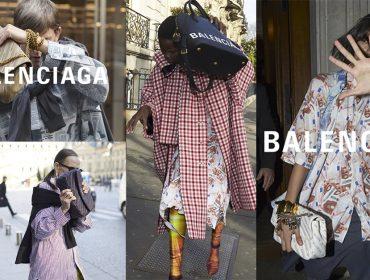 Balenciaga convoca paparazzi franceses para clicar sua nova campanha