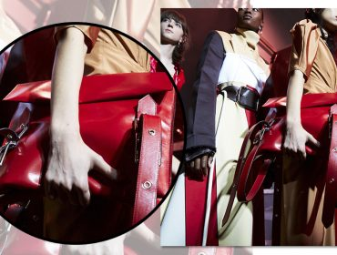 Desejo do Dia: a versão cool de bolsa tipo carteiro que brilhou no desfile da Marni