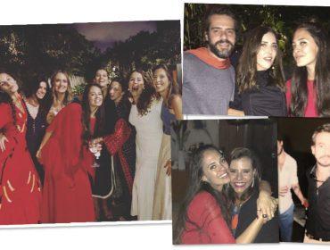 Com muita música e amigos mil, Francesca Altério comemorou idade nova com festão no Jardim Europa!