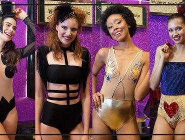 Walério Araújo assina coleção de bodies temáticos para o Carnaval da Loungerie