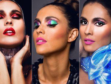 Aprenda três makes luxuosos para o Carnaval com o maquiador carioca Edilson Ferreira