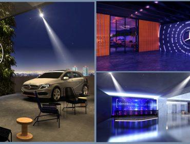 Mercedes-Benz Night abre temporada de eventos da marca cheio de novidades