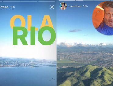 Mert Alas desembarca no Brasil para curtir o Carnaval. O roteiro?