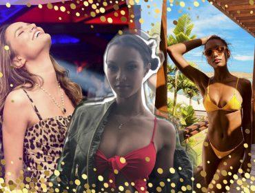 Modelos da Victoria's Secret desembarcam em peso no Rio de Janeiro para o Carnaval