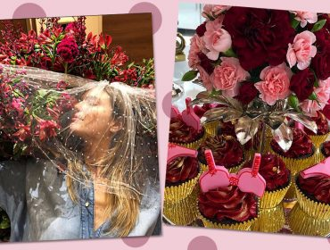 Juliana Carvalho, PR da Valentino, ganha chá de lingerie surpresa das amigas. Aos detalhes!