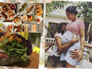 Renata Vanzetto aposta em sanduíche com repolho e milk shake de avocado em nova empreitada gastronômica