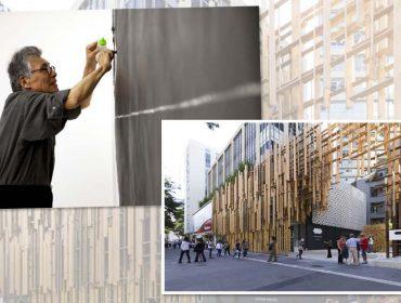 Artista Takesada Matsutani se prepara para expor e performar na Japan House, em SP. Aos detalhes!