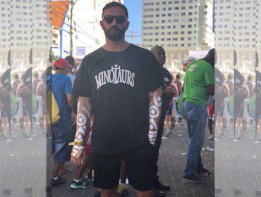 Riccardo Tisci dá pinta no Carnaval de Salvador e se rende à cultura afro