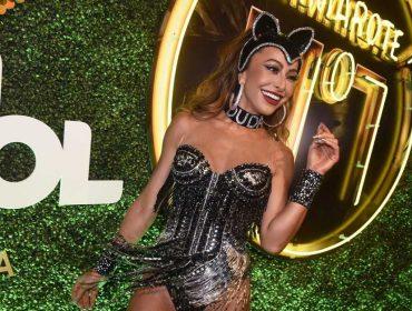 """Em noite de vale night, Sabrina Sato afirma: """"Quero engravidar depois do Carnaval"""""""
