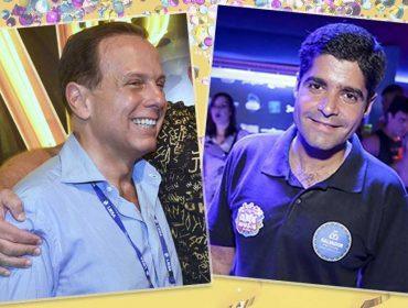 ACM Neto oferece almoço para João Doria, prefeito de São Paulo, em Salvador