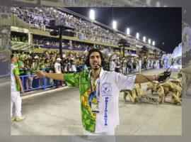 Glamurama conversou com Gabriel David, o carioca de 20 anos que orquestrou a vitória da Beija-Flor