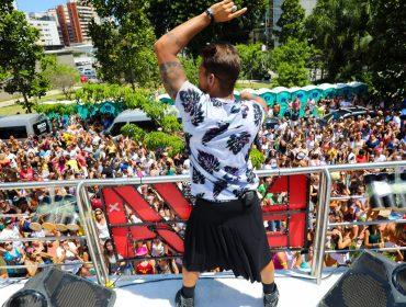 Banda Eva terá coreógrafos e bailarinos no lugar de seguranças neste Carnaval