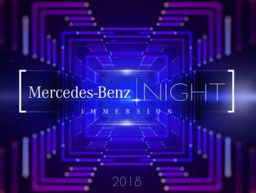 Grandes atrações prometem agitar os convidados do Mercedes-Benz Night – Immersion