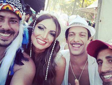 Amor de Carnaval não sobe a serra? Patricia Poeta que o diga…