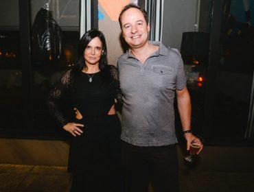 Jacqueline Shor e José Maria Ledesma armam jantar especial para artistas cubanos. Aos detalhes!