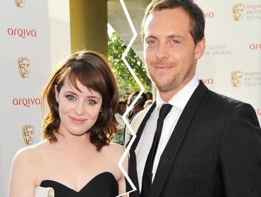Claire Foy e Stephen Campbell Moore anunciam separação amigável