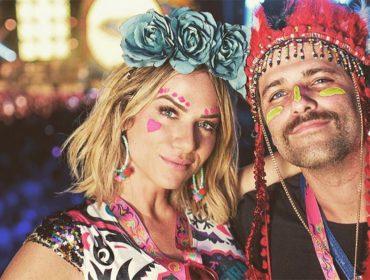 Bruno e Giovanna curtem Carnaval em diferentes cidades e revelam novidades para o futuro