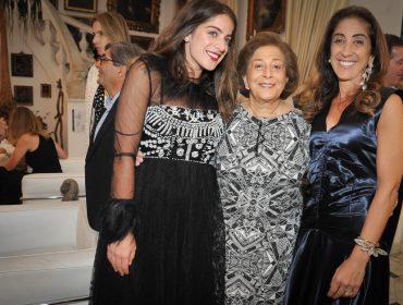 Beatriz Yunes recebe poderosos em jantar para patronos do Masp