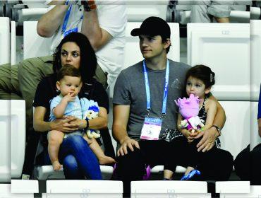Com fortuna de US$ 250 mi, Ashton Kutcher revela que vai deserdar os filhos em seu testamento
