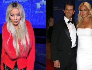 Divórcio de filho de Trump ganha ares de novela com revelação de suposto affair
