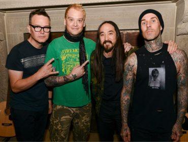 Las Vegas nunca mais será a mesma: Blink 182 anuncia residência em cassino da cidade