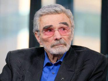 Burt Reynolds quer ser interpretado por George Clooney e revela paixão por certa atriz famosa