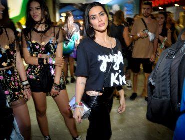 Música, agito e muitos famosos nos três dias de Lollapalooza em SP
