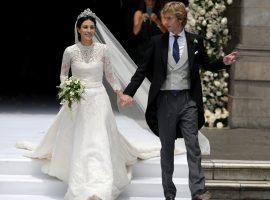 Glamurama mostra o casamento de Christian von Hannover e Alessandra de Osma em Lima