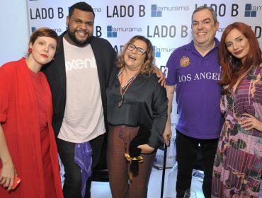 Sucesso total! Lado B Glamurama reuniu turma das boas para bate-papo sobre moda, beleza e lifestyle