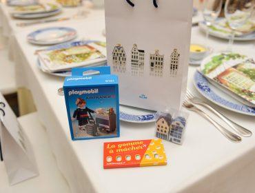 Sucesso total! Glamurama entrega os mimos da KLMe Air France entregues no almoço de PODER