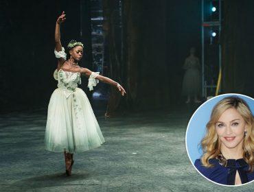 Madonna vai dirigir cinebiografia de bailarina que sobreviveu à guerra civil de Serra Leoa