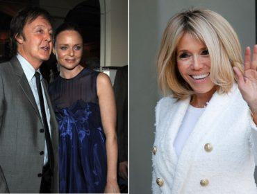 """Primeira-dama da França tem seu momento fã """"virtual"""" com Paul McCartney. Entenda!"""